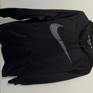 Large men's Nike dry fit hoodie